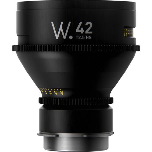 Whitepoint Optics High-Speed 42mm T2.5 Prime Lens (LPL, Meters)