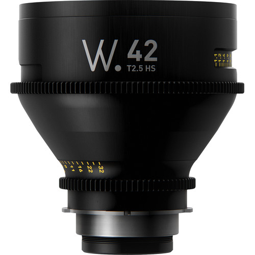 Whitepoint Optics High-Speed 42mm T2.5 Prime Lens (PL, Feet)