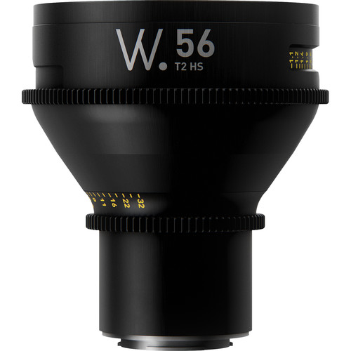 Whitepoint Optics High-Speed 56mm T2.5 Prime Lens (Canon EF, Meters)