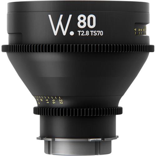 Whitepoint Optics TS70 80mm Metric PL Lens