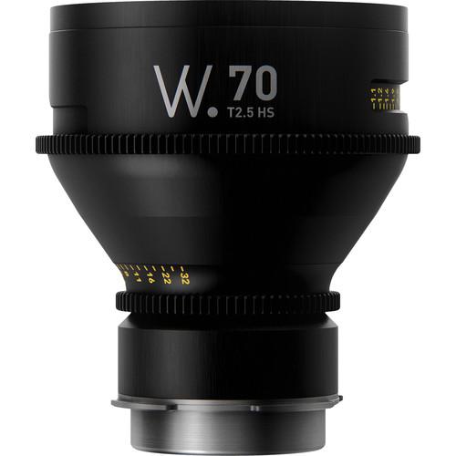Whitepoint Optics High-Speed 70mm T2.5 Prime Lens (LPL, Feet)