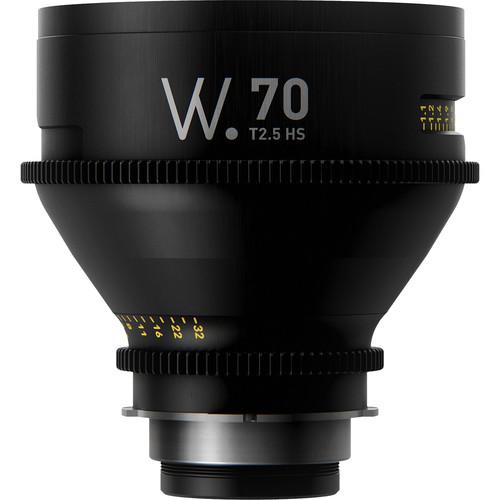 Whitepoint Optics High-Speed 70mm T2.5 Prime Lens (PL, Feet)