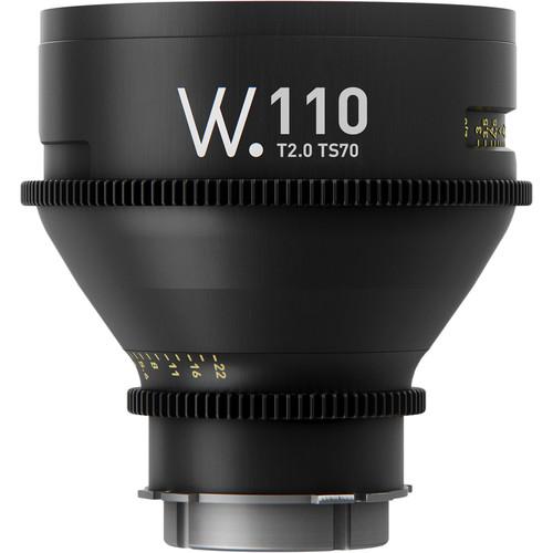 Whitepoint Optics TS70 110mm Metric EF Lens