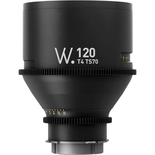 Whitepoint Optics TS70 120mm Metric EF Lens