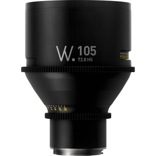 Whitepoint Optics High-Speed 105mm T2.8 Prime Lens (Sony E, Meters)