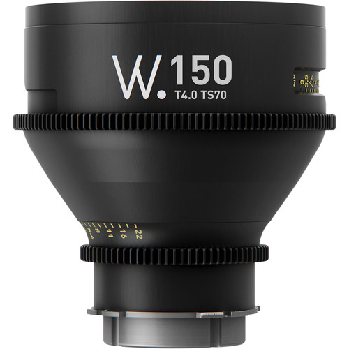 Whitepoint Optics TS70 150mm Lens with PL Mount (Imperial Scale)