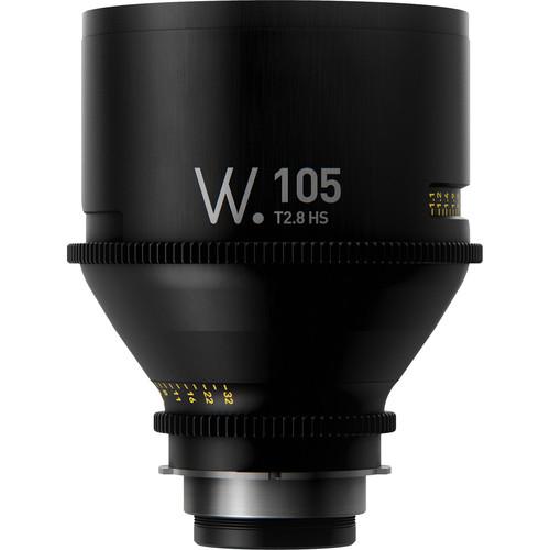 Whitepoint Optics High-Speed 105mm T2.8 Prime Lens (PL, Feet)