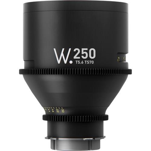Whitepoint Optics TS70 250mm Lens with E Mount