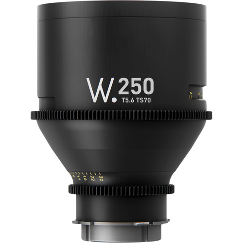 Whitepoint Optics TS70 250mm Lens with PL Mount (Imperial Scale)