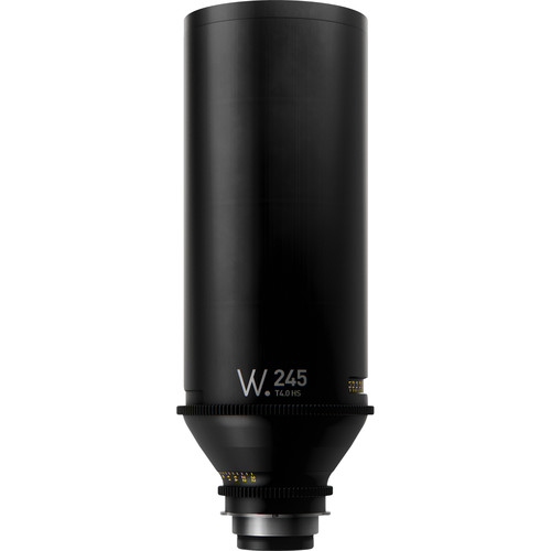 Whitepoint Optics High-Speed 245mm T4 Prime Lens (PL, Meters)
