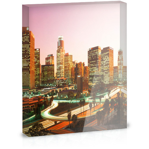 "WhiteWall Photo Print Under Acrylic Block Ordering Kit (6 x 8"")"