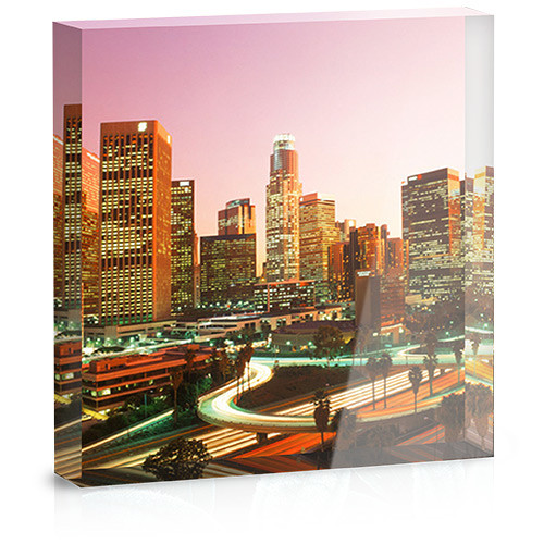 "WhiteWall Photo Print Under Acrylic Block Ordering Kit (8 x 8"")"