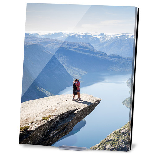 "WhiteWall Photo Print & Acrylic Stand Desk Frame Order Kit (4 x 6"")"