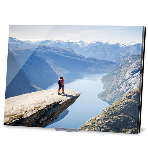 "WhiteWall Photo Print & Acrylic Stand Desk Frame Order Kit (8 x 6"")"