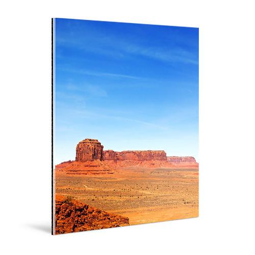 "WhiteWall Medium, Rectangular-Format Face-Mounted 0.08"" Matte Acrylic Photo Print (12 x 8"")"