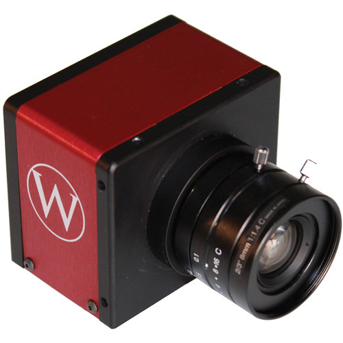 Wilco Imaging WIL-HD1080p 2.1 Mp HD-SDI Progressive Scan Indoor/Outdoor Color Camera