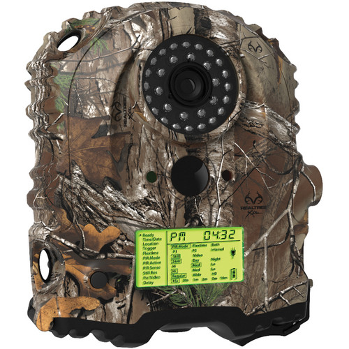 Wildgame Innovations I8 Crush Cam 8 Mp Digital Trail Camera with IR Flash