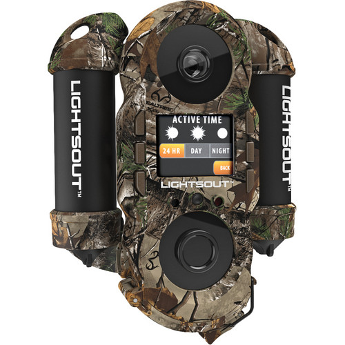 Wildgame Innovations Crush 8 LightsOut Digital Trail Camera