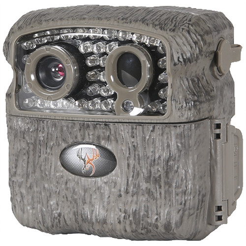 Wildgame Innovations Buck Commander Nano 12 IR Digital Scouting Camera (TRUbark HD Camo)