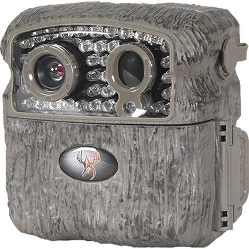 Wildgame Innovations Buck Commander Nano 20 IR Digital Scouting Camera (TRUbark HD Camo)