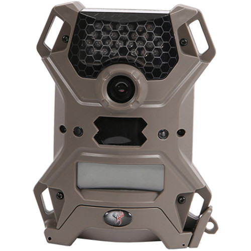 Wildgame Innovations Vision 8 Trail Camera (TruBrown, Clamshell Packaging)