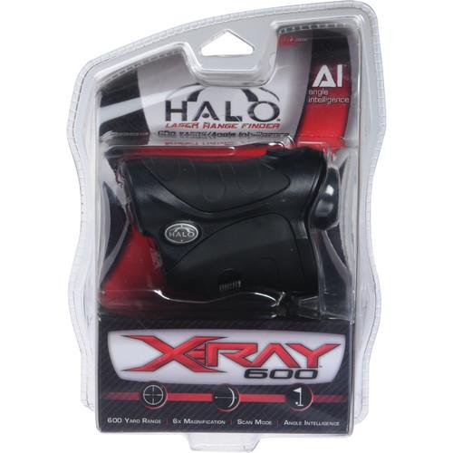 Wildgame Innovations 6x23 Halo Ballistix 600 Laser Rangefinder