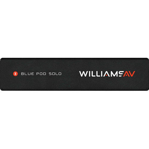 Williams Sound BluePOD Solo Bluetooth/Calling/Audio Streaming/Bluetooth Wireless Access Point (B-Wap),Dante