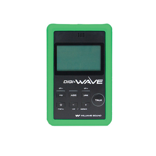 Williams Sound CCS 044 Silicone Case for DLT 100 & 100 2.0 (Green)