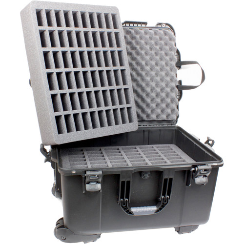 Williams Sound Large Heavy-Duty Carry Case for DigiWave, FM, and IR Systems (140 Slots)