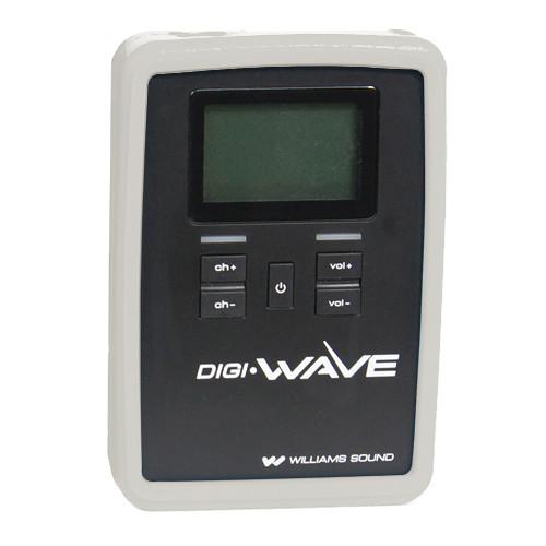 Williams Sound CCS 060 Silicone Skin for DLR 60 / 360 Digi-Wave Receiver (Gray)
