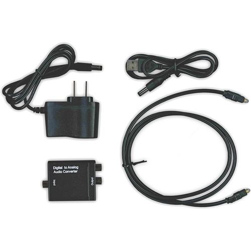 Williams Sound DAC 001 Digital to Analog Converter