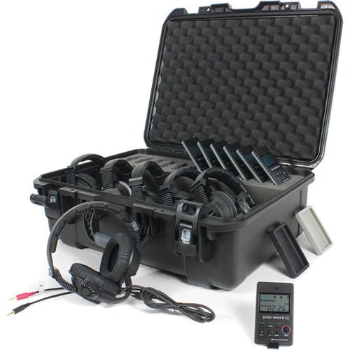 Williams Sound DWS COM 6 PRO 300 Digi-Wave Wireless Intercom System