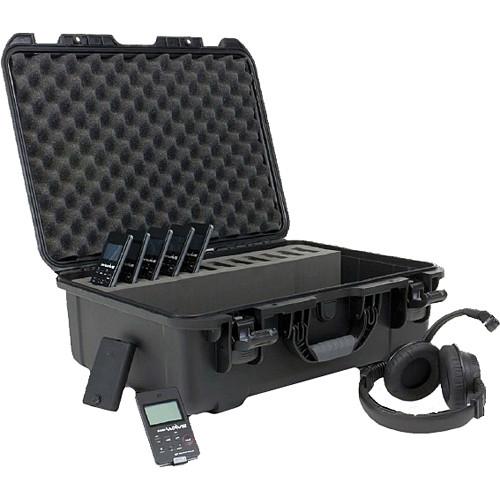 Williams Sound DWS COM 6 PRO Digi-Wave Wireless Intercom System