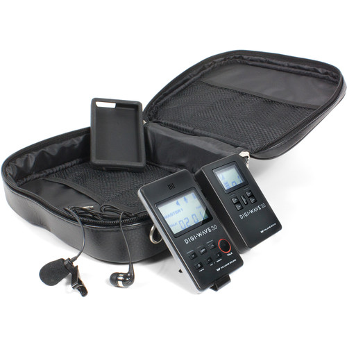 Williams Sound DWS PCS 1 300 Personal Communication System 1 with DLT 300 Transceiver and DLR 360 Receiver
