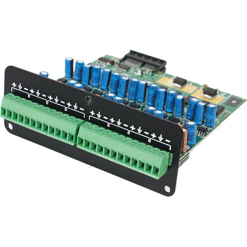 Williams Sound 8-Channel Module for Hearing Hotspot Server (8 Mono/4 Stereo)