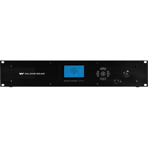Williams Sound Dante Module for Hearing Hotspot Server (32 Mono/16 Stereo)