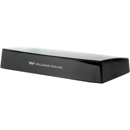 Williams Sound IR T1 Small-Area 2-Channel Infrared Transmitter, Less XX