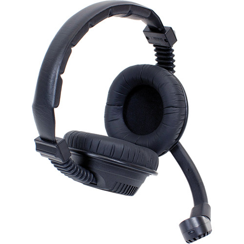 Williams Sound Mic 068 Heavy-Duty Dual-Muff Headset for Digi-Wave and IC-2
