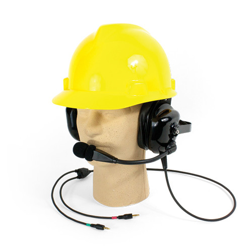 Williams Sound Mic 088 Dual Muff Hardhat Headset Microphone