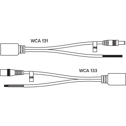 Williams Sound PoE Kit for IR T2 Medium-Area Transmitter(Over Cat5)For TFP 057 PS.With WCA 131and WCA 133