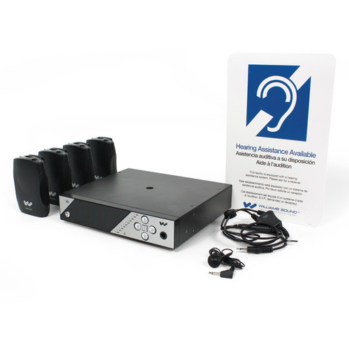 Williams Sound PPA 457 Personal PA FM Assistive Listening System