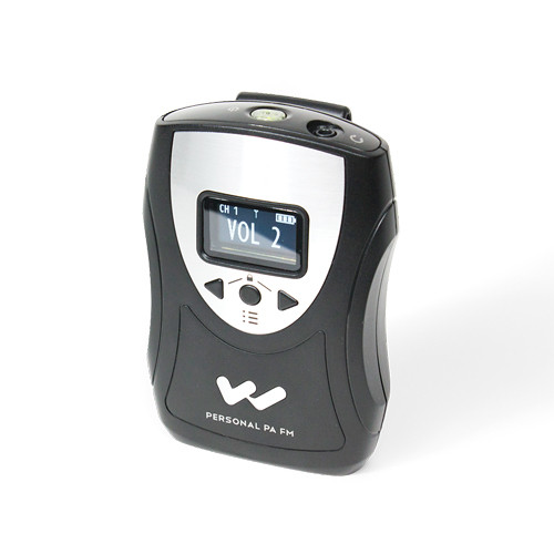 Williams Sound PPA SelectView FM Receiver