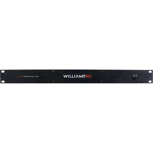 Williams Sound Pointmaker VP S2 Audio Presenter HUB Wireless A/V Presentation System