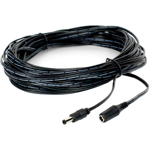 Williams Sound DC Power Extension Cable for WIR TX9 DC Emitter & WIR TX90 DC Transmitter (50')