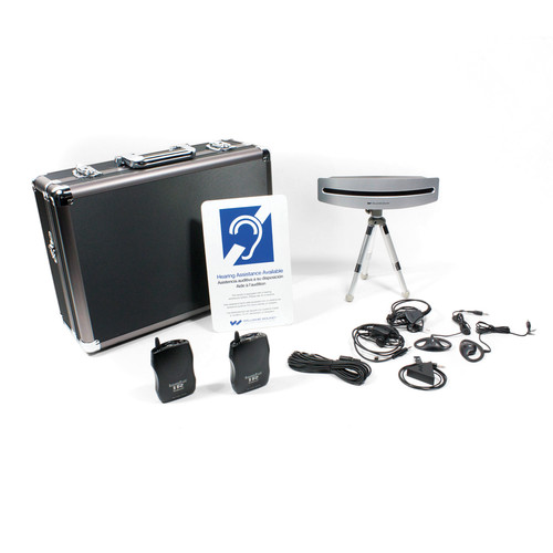 Williams Sound WIR SYS 75P PRO Infrared Jury Deliberation Room System