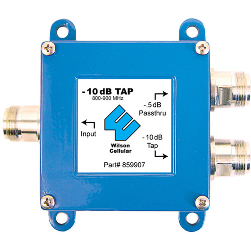 Wilson Electronics -10 dB/-0.5 dB Wide Band Tap