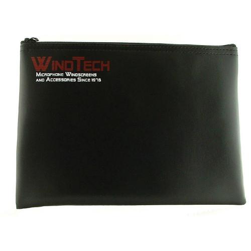 WindTech B-2 Large Zipper Microphone Bag