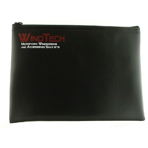 WindTech B-2 Leatherette Microphone Bag