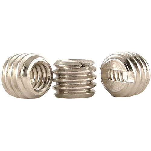 "WindTech 1/4""-20 Male to 3/8""-16 Male Thread Adapter (3-Pack)"