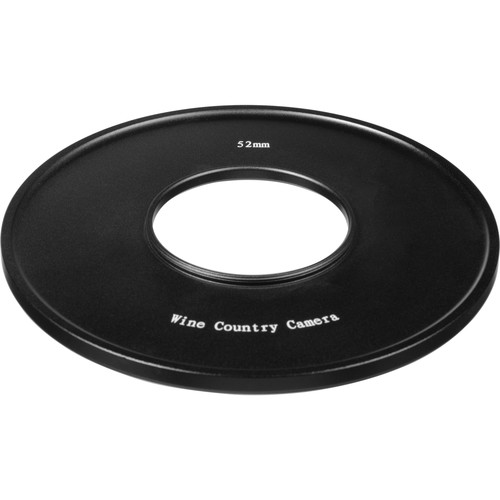 Wine Country Camera 52mm Adapter Ring for 100mm Filter Holder